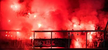 Fans Standard boos over verbod uitduels