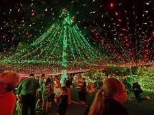 Australisch gezin hangt 502.000 kerstlampjes op