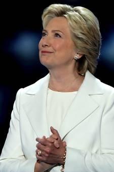Hillary Clinton: Trump wil het alleen doen, ik samen