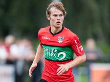 NEC zet Lundholm terug naar tweede elftal