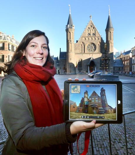 Tijdreis op het Binnenhof