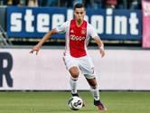 El Ghazi terug in wedstrijdselectie Ajax 1