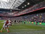Stadionverbod voor twintig Ajax-supporters
