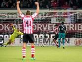 PSV gaat in de beker af bij Sparta