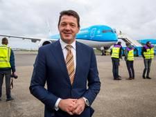 'Miljarden KLM voor vliegtuigen, niet voor loonsverhoging'