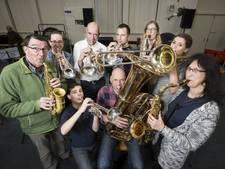 Crescendo zorgt voor knallend einde van folkband