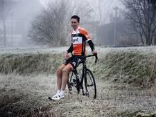 Wielrenner Riesebeek uit Tiel maakt eerste stappen als prof