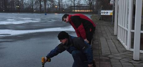 Schaatsbaan Stevensbeek zaterdag mogelijk open