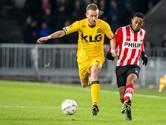 Rutjes 'helemaal blij' dat hij op foto mag met Bergkamp