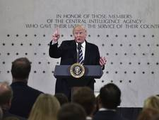 Ex-directeur CIA: Trump moet zich schamen