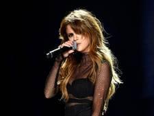 Selena Gomez ligt een beetje met zichzelf overhoop