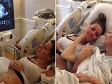 Net voor doodzieke oma sterft, ontdekt ze geslacht kleinkind