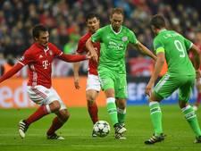 Luuk de Jong: Bayern paar maatjes te groot