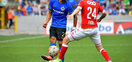 Van Rhijn debuteert bij Brugge met gelijkspel