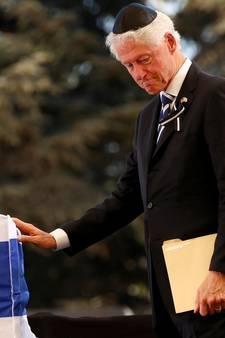 Wereldleiders bewijzen Shimon Peres laatste eer