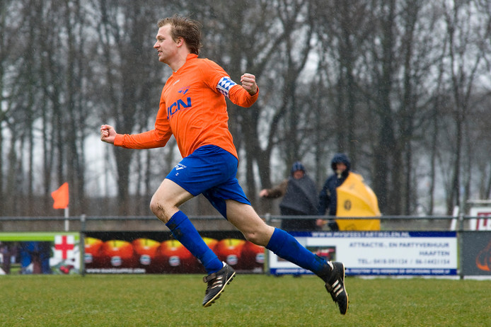Olof Schiltmans van Rhelico eerder dit seizoen in actie.