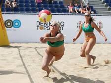 Beste beachvolleyballers in voorjaar naar Den Haag