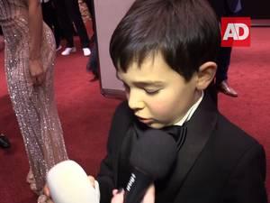 Kleine Silver Metz sloopt AD-microfoon bij Musical Awards