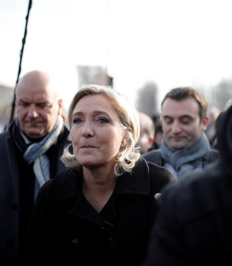 Le Pen: geen gratis onderwijs voor illegalen in Frankrijk