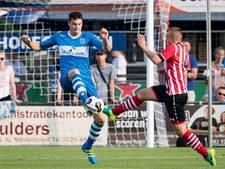 PEC Zwolle kansloos tegen Southampton