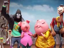 Animatiefilm Sing is bioscoophit