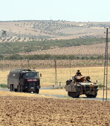 Turks vliegveld beschoten met raketten