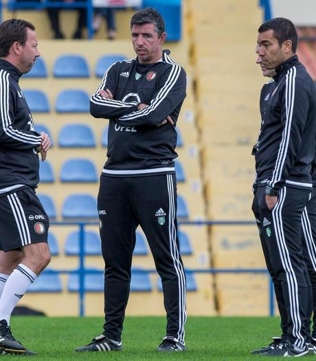 Wouters en Makaay gaan ook beloften Feyenoord trainen