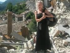 'Ik schrok wakker en schudde in bed door naschokken Italië'