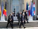 'Harde kern' van EU verhoogt druk op Britten