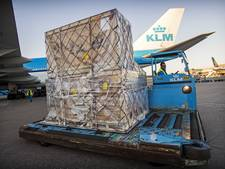 Deel grondpersoneel KLM werkt weer volgens boekje