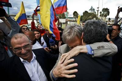 Vredesakkoord Colombia in derde week september getekend