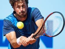 Haase in drie sets naar kwartfinales in Scheveningen