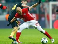 Bayern sluit af met winst op Atlético