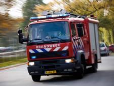 Weer brand bij geitenboerderij Slaagseweg