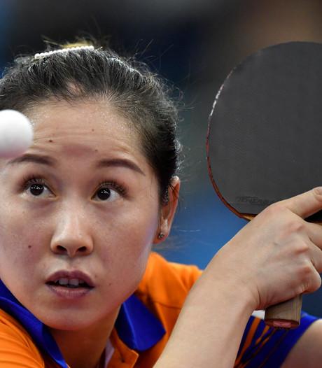 Li Jie strandt in halve finale EK
