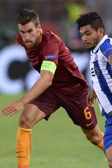 Geen Champions League voor Strootman, Porto wint