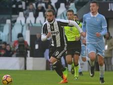 Juventus houdt Lazio op afstand