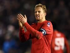 Zeldzame goal Lucas behoedt Liverpool voor blamage