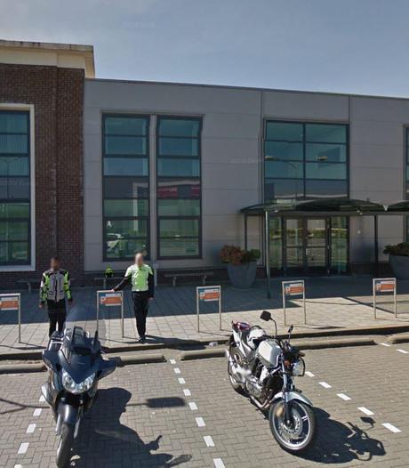 Examencentrum CBR Barendrecht al te klein
