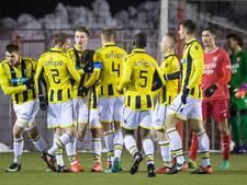 Jong Vitesse speelt een dag eerder tegen UNA