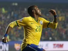 Brazilië met Robinho in benefiet voor Chapecoense