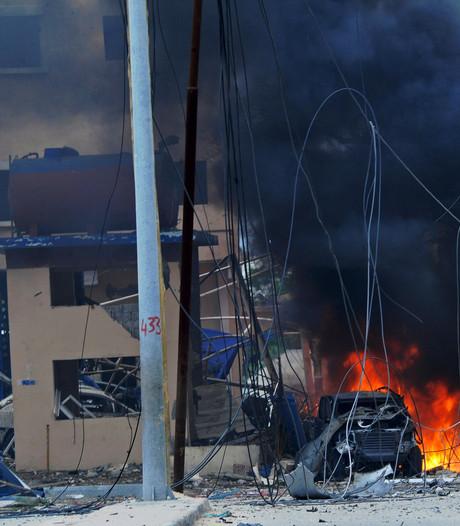 Doden en gewonden door aanslag op hotel in Mogadishu