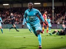Sterk Twente doet goede zaken tegen Go Ahead