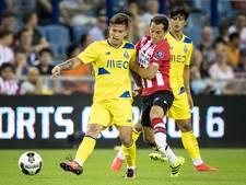 Weer oefenwedstrijd van PSV verboden