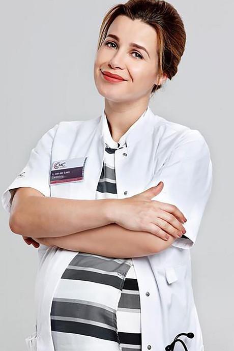 Victoria Koblenko alweer 'zwanger'