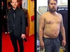 Acteur Tim Haars toont transformatie: 15 kilo aangekomen