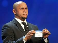 UEFA-bobo tegen Roberto Carlos: Heb je warme handen?