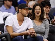 'Phelps in het geheim getrouwd'