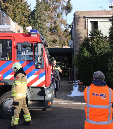 Gasleiding lekgeslagen bij werkzaamheden in Huissen