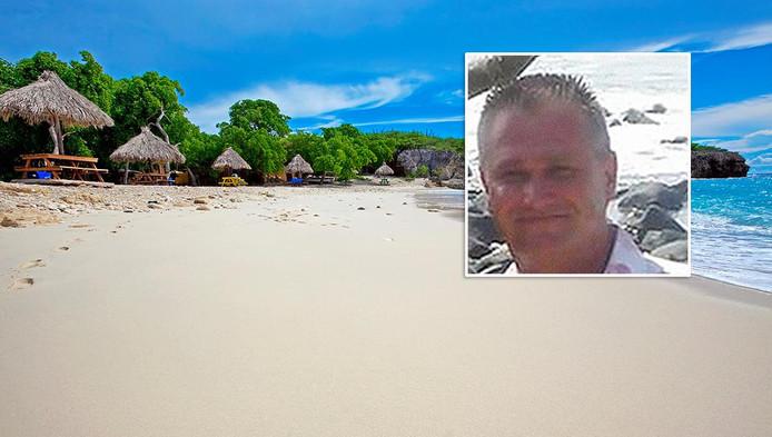 Een snoepreisje van Frank Giltay (inzetje) naar Curaçao was de druppel die de emmer deed overlopen.
